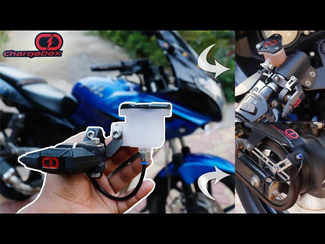ChargeDex Motorcycle Chain Oiler & Cleaner 2.0