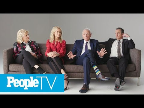 How Candice Bergen Heard Dan Quayle's 'Murphy Brown' Comments  PeopleTV  Entertainment Weekly