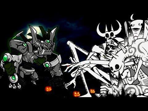The Battle Cats - An Ancient Curse: Relic Bun VS The Lugas Family