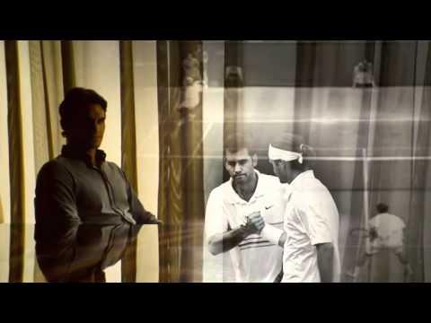 Roger Federer's Rolex Commercial for Wimbledon 2011 - Federer Greatness