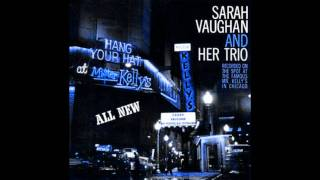 Sarah Vaughan - Be Anything But Darling Be Mine * Live at Mister Kelly