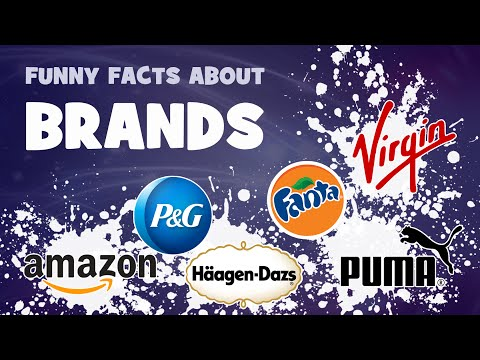Funny Facts About Big Brands