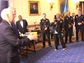 Trump Honors Law Enforcement, First Responders