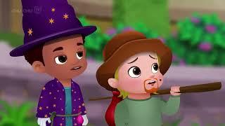 राजा के फूलदान (Raja Ke Phooldan - The King's Vases) - Storytime Adventures Ep. 5 - ChuChu TV Hindi