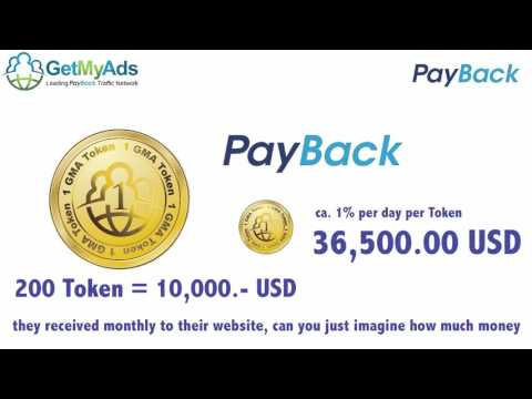 GetMyAds - PayBack Program