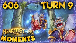 Lucky Players, But This One...!! | Hearthstone Daily Moments Ep. 606