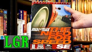 LGR - The Need For Speed Special Edition