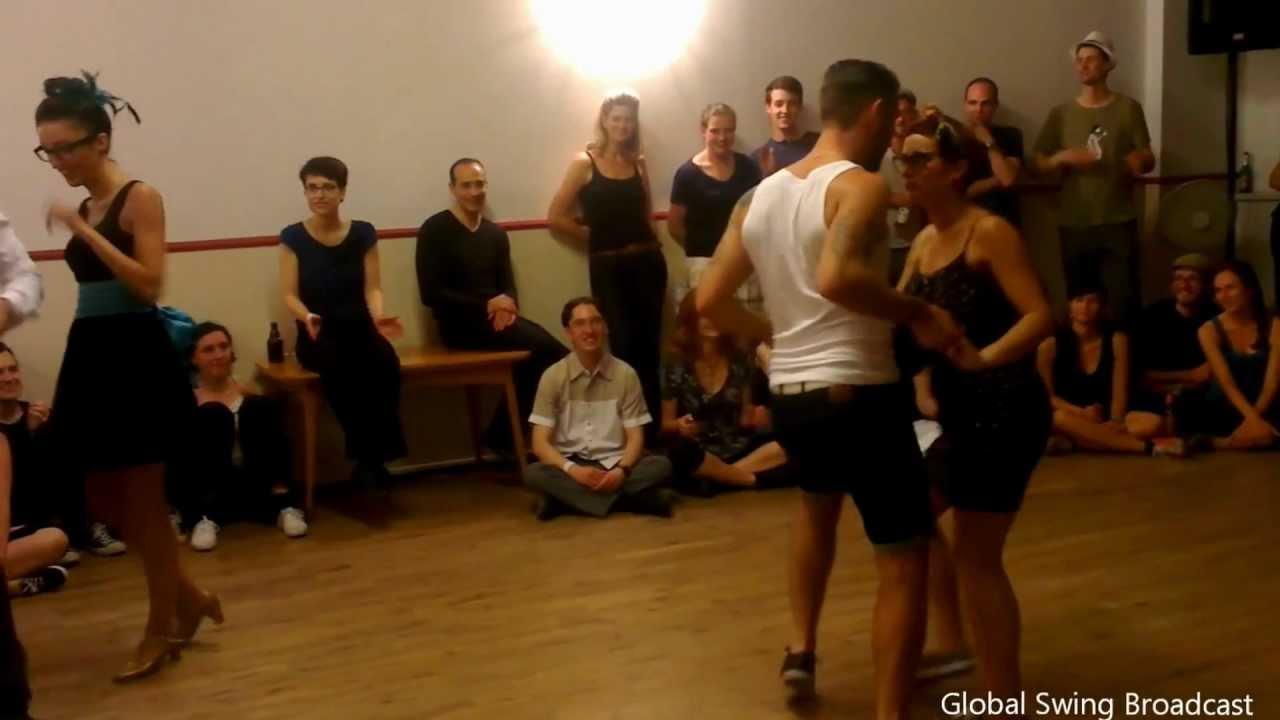 BerliNinjammerz 2012 - Teachers Introduction - Global Swing Broadcast