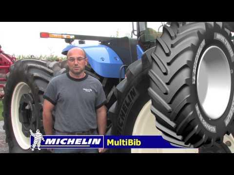 MICHELIN AGRICULTURAL AGRIBIB MACHXBIB MULTIBIB FARM TIRES TESTIMONIAL REVIEWS