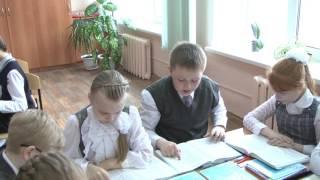 Урок эрзянского языка во 2 классе