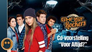 LIVE: Cd-voorstelling Ghost Rockers - Voor Altijd?