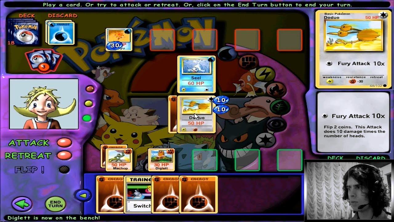 Pokemon Play It V2 Trading Card Game Part 3 Youtube