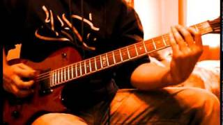 Nightwish - 7 Days to the Wolves (guitar)