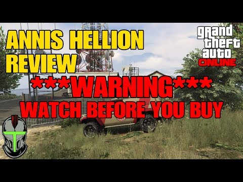 GTA ONLINE HELLION REVIEW ***WARNING WATCH BEFORE YOU BUY***