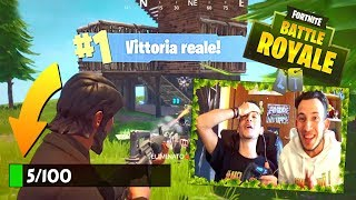 ROYAL VICTORY WITH 5 OF LIFE!! - FORTNITE