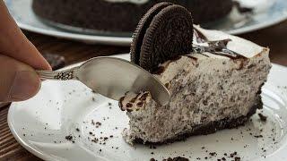 No Bake Oreo Cream Pie Recipe - Easy Dessert For a Special Dinner At Home