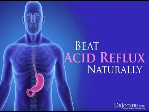 10 Steps To Beat Acid Reflux Naturally