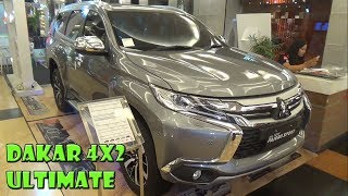 Video Review Awal Mitsubishi Pajero Sport Dakar 4x2 Ultimate download MP3, 3GP, MP4, WEBM, AVI, FLV Agustus 2018