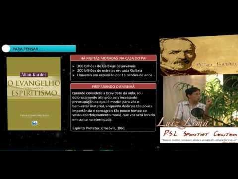 Palestra Espirita - A Genese Espiritual - Luiz Lima