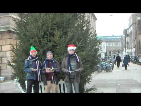 Merry Christmas from The Choir of Trinity College Cambridge 2014
