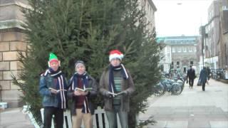 Merry Christmas from Trinity College Choir