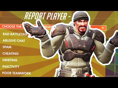 Overwatch | The People Who Enjoy Saying the N Word