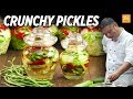 The Best Crunchy Pickles and Pickled Cucumber You'll Ever Eat • Taste Show