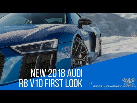 NEW 2019 Audi R8 First Look Review Interior Exterior & Specs