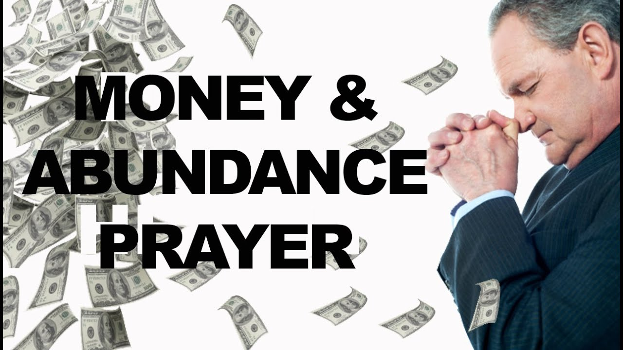 Money and Abundance Prayer - Powerful Money Affirmations
