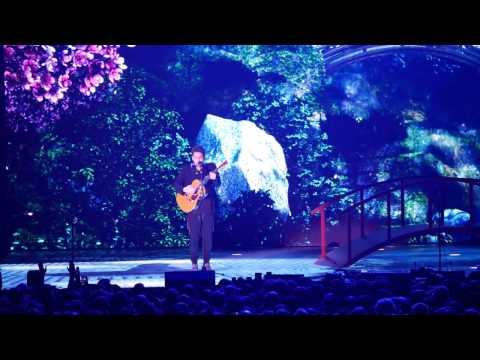 John Mayer - Whiskey, Whiskey, Whiskey (Acoustic with Harmonica) Live @ Ziggo Dome 2017