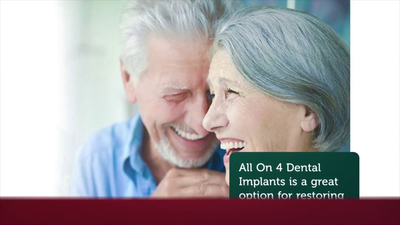 North End Dental : All On 4 Dental Implants