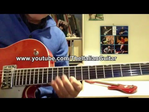 How to play GEORGE BENSON AFFIRMATION