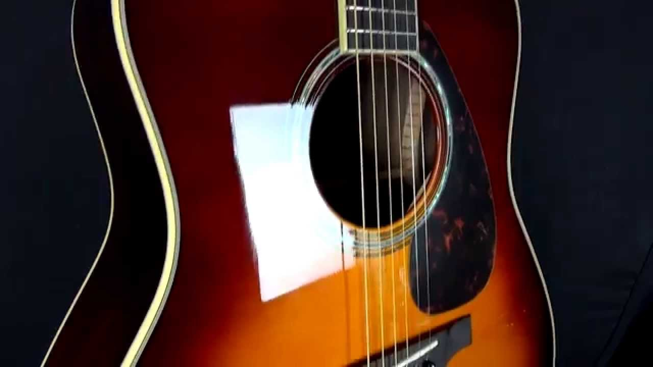 yamaha ll6 are electro acoustic guitar review youtube. Black Bedroom Furniture Sets. Home Design Ideas