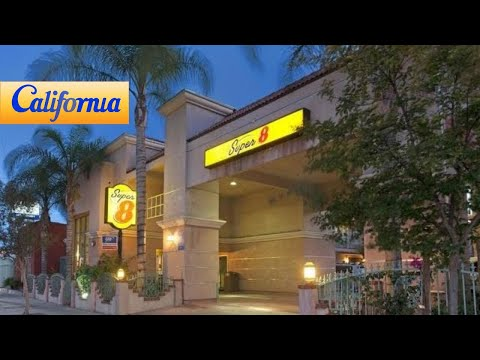 Super 8 North Hollywood, North Hollywood Hotels - California