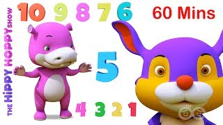Hippy Hoppy Learning Video | Non stop | Baby Songs | Hippy Hoppy Show