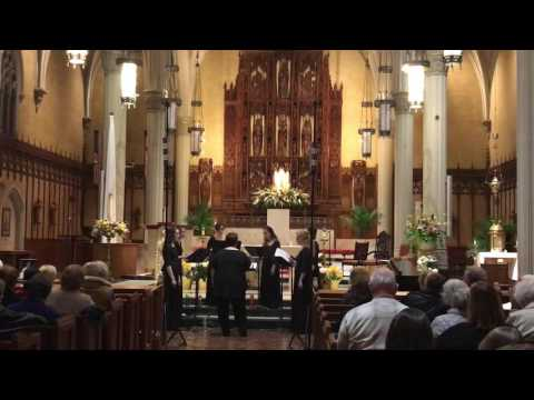 Jubilation! 2017: Voces Caelestes, Choir in Residence at St. Mary Queen of Peace