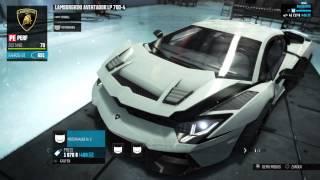 The Crew™- Lamborghini Aventador Perfomance Tuning