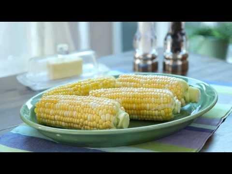 How to Microwave Corn on the Cob | Corn Recipes | Allrecipes.com