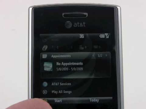 Samsung Propel Pro 1
