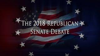 Republican Senate Debate