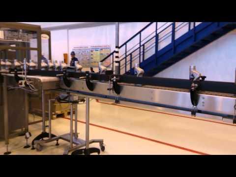 Линия розлива моторных масел Gazpromneft и G-Energy