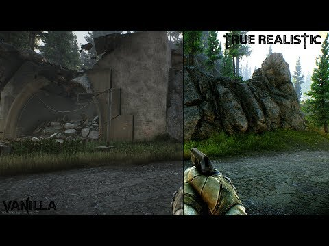 Escape From Tarkov // Reshade-SweetFx // True Realistic Mod - YouTube