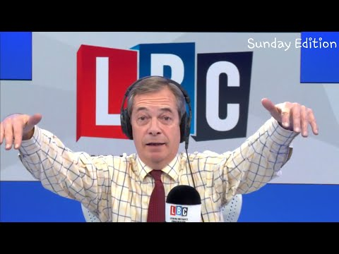 The Nigel Farage Show: Has May turned the Tory party into a centrist party? LBC - 7th October 2018
