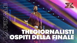 Thegiornalisti ospiti della Finale di X Factor 2018