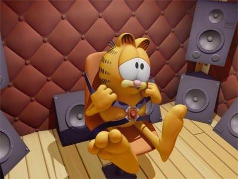 Garfield & Cie Saison 1 Chat échaudé