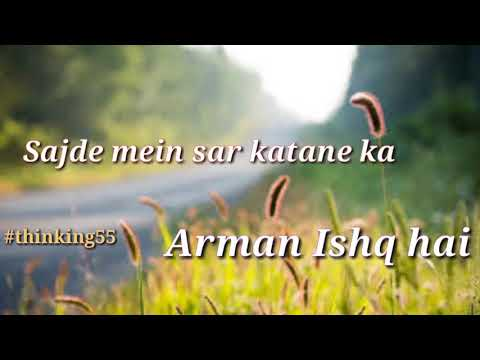 Ramzan ishq hai status song