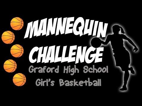 Mannequin Challenge   Graford High School   2016-17 Girl's Basketball