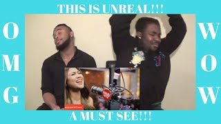"MORISSETTE ""RISE UP"" REACTION!!(CJ & TRAYLOVE)"