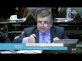 El Jefe de Gabinete Marcos Peña expone en Cámara de Diputados