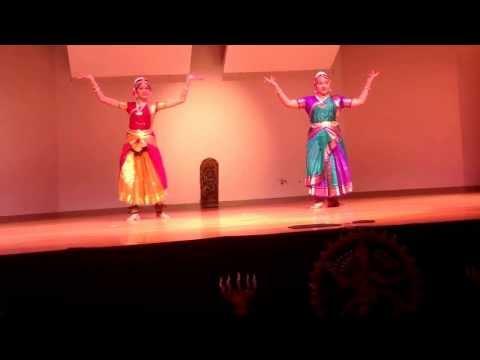 Shivanatanam by Natyanjali school. Choreography by BanaShastri Ramanath.